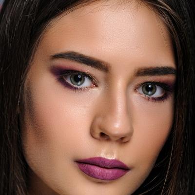 Базовый профессиональный курс по макияжу: