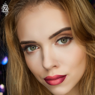 Работы учениц Zolotashko Make Up School ДЕКАБРЬ (2017)