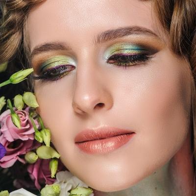 Курс повышения квалификации: «Формы, текстуры, цвет в макияже»